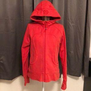 Lululemon Scuba hoodie.